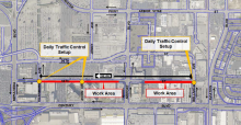 98th Street Closure