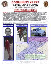 Sex Crime Alert